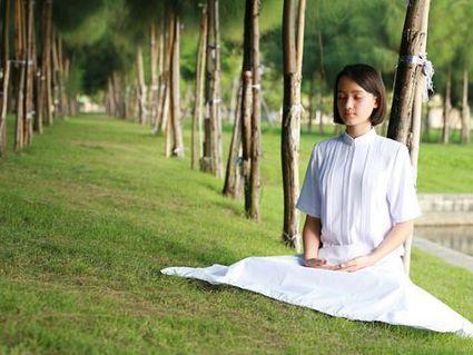 расслабтесь медитация