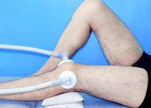 лечение коленного сустава физиотерапией