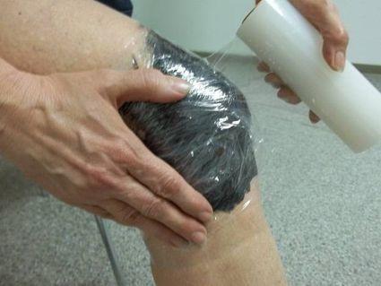 грязевые аппликации лечение коленного сустава