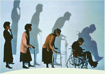 остеопороз: путь от здорового человека к инвалиду