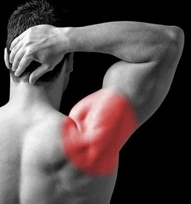 боль в суставе левого плеча