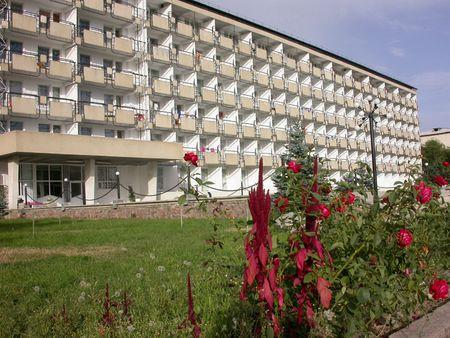здание санатория