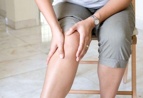 снять воспаление коленного сустава