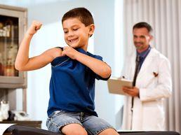 мальчик у доктора