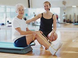 Простые и эффективные физические упражнения при остеопорозе