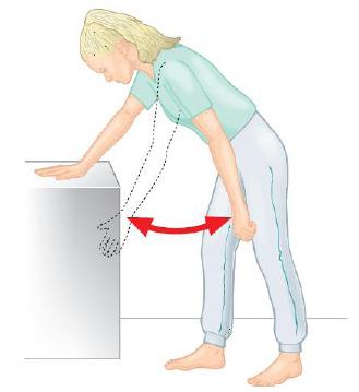 упражнение для плеч