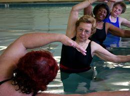 упражнения в воде при ревматоидном артрите