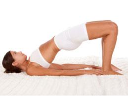 упражнение для мышц поясницы