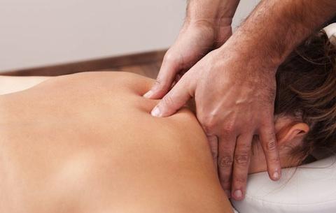 массаж при шейном остеохондрозе