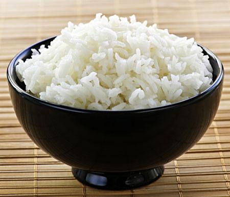 миска риса