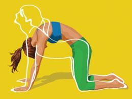 Правильные проверенные упражнения ЛФК при поясничном остеохондрозе