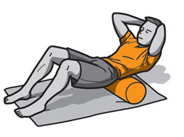 Правильная лечебная физкультура при спондилоартрозе (инструкция)