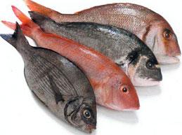 целая рыба
