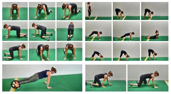 лечебно-профилактическая гимнастика при поясничном остеохондрозе