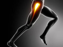 боль в тазобедренном суставе, отдающая в ногу