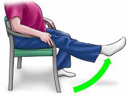 упражнения в домашних условиях при гонартрозе