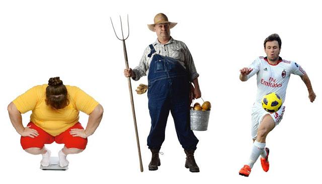 коксартроз чаще возникает у людей с избыточным весом, фермеров и футболистов