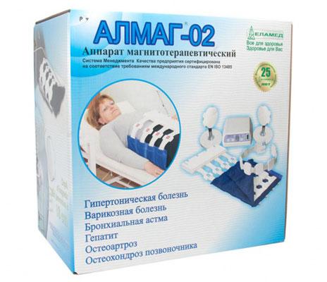 аппарат магнитотерапии АЛМАГ-02