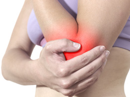 Причины, виды, симптомы и лечение эпикондилита локтевого сустава