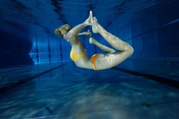 гимнастика в воде