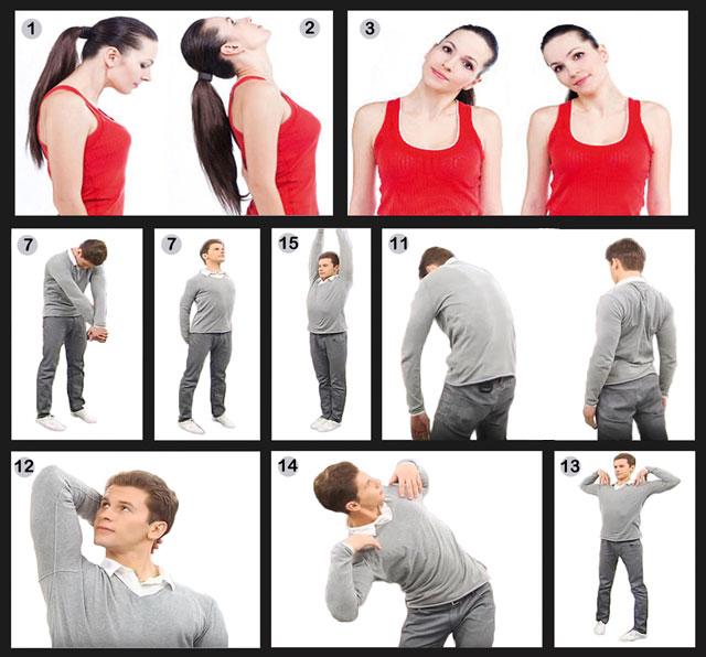 гимнастика Норбекова для позвоночника