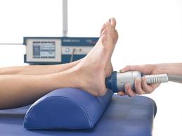 лечение пятки ударно-волновой терапией