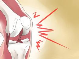 Разрыв крестообразной связки коленного сустава: симптомы, виды, лечение