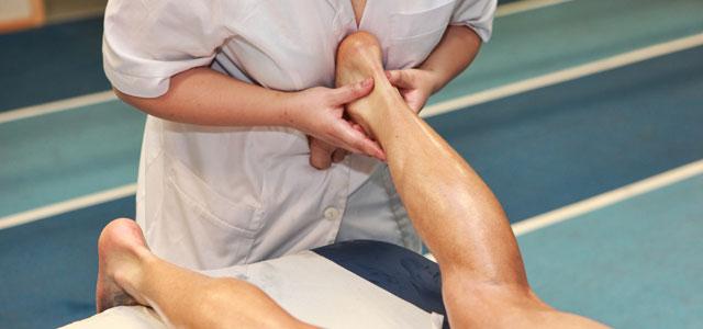 массаж при тендинозе пяточного сухожилия