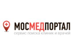 логотип сервиса МосМедПортал
