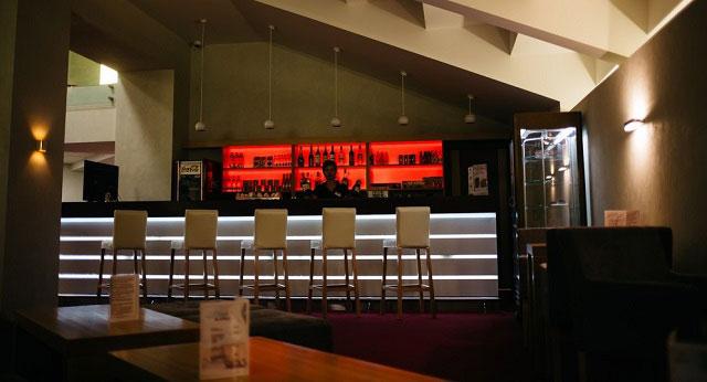 бар и ресторан в санатории красная пахра