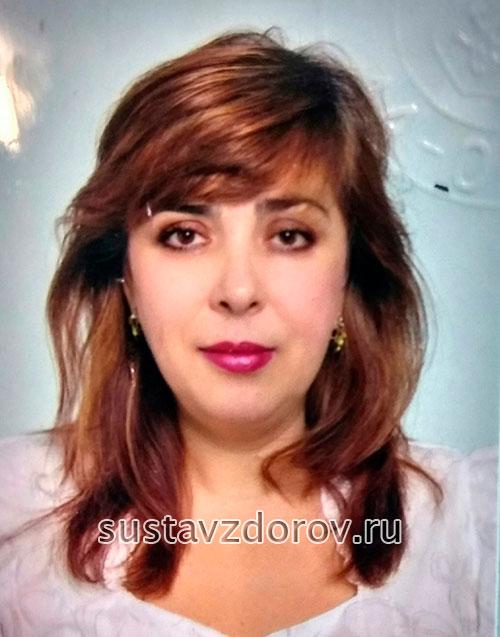 Пивнева Галина Владимировна