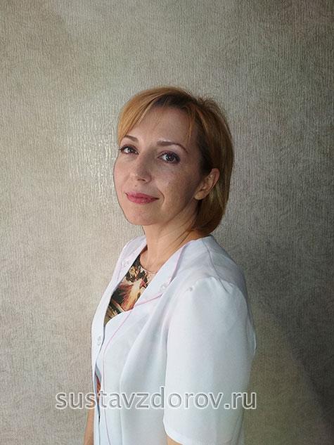 Стоянова Виктория Викторовна