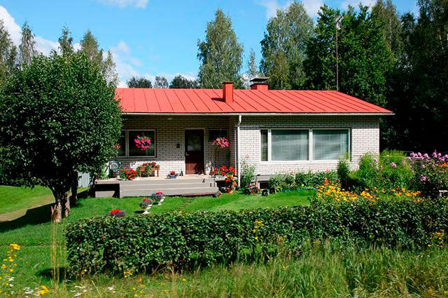 садовый участок в Финляндии